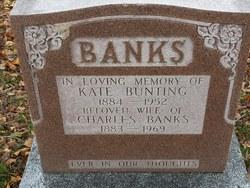 Kate <i>Bunting</i> Banks