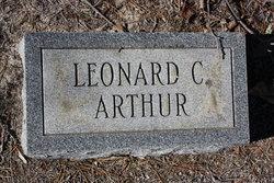 Leonard Cleveland Len Arthur