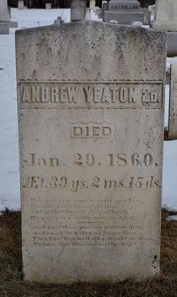 Andrew Yeaton, II