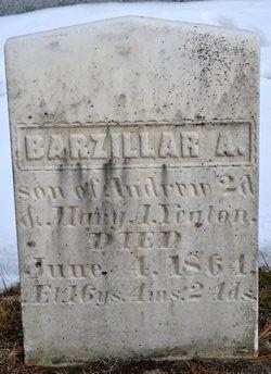 Barzillar A. Yeaton