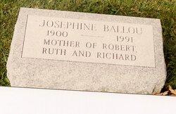 Josephine Ellen Josie <i>Beaton</i> Ballou