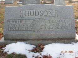 Thelma Elizabeth <i>Creed</i> Hudson