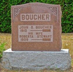 John Orville Boucher