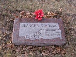 Blanche S. <i>Reynolds</i> Adams