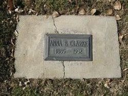 Anna Beckstrom Clarke