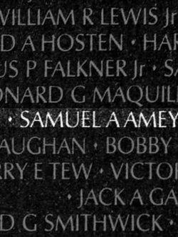 Samuel Allen Allen Amey
