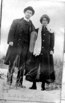 Eunice Edith <i>Parker</i> Cliff