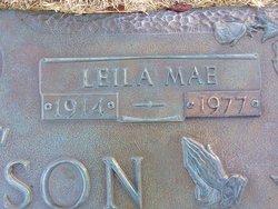 Leila Mae <i>Conn</i> Anderson