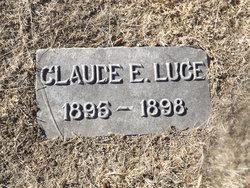 Claude E. Luce