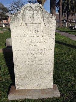 T. J. Allen