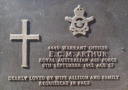 WO Eric Charles M. Arthur