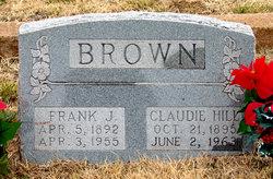 John Frances Frank Brown