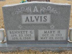 Mary Ellen <i>Hicklin</i> Alvis