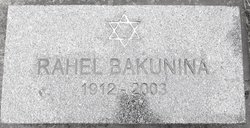 Rahel Bakunina
