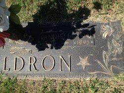 Fannie M. <i>Dobson Amos</i> Waldron