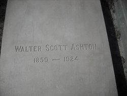 Walter Scott Ashton