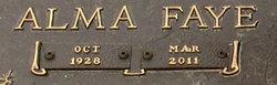 Alma Faye <i>Pool</i> Baldree