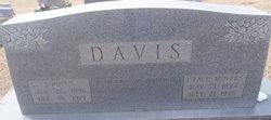 Grace <i>Moyers</i> Davis