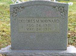 Delores M Maynard