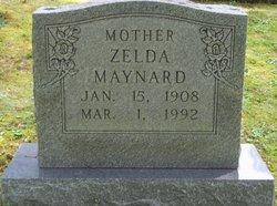 Zelda Maynard