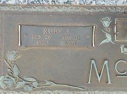 Ruby Lee <i>Joyner</i> McGee