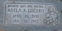 Adela P Lucero