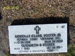 Douglas Clark SgtMaj Foster, Sr