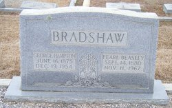 Pearl <i>Beasley</i> Bradshaw