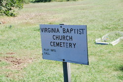 Virginia Baptist Church Cemetery