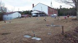Cajahs Mountain Baptist Church Cemetery