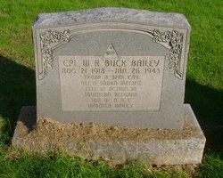 Wildon Ralston Buck Bailey