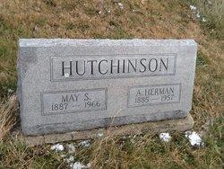 Susan Maye <i>Hanks</i> Hutchinson
