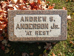 Andrew S Anderson, Jr