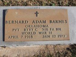 Bernard Adam Barnes