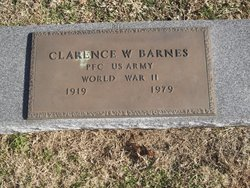 Clarence W. Barnes