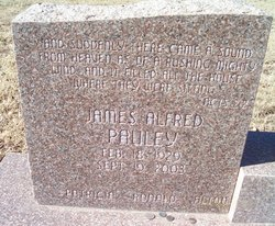 James Alfred Pauley