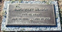 Rev Elmo Wiley Wiley Meador