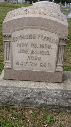 Catherine <i>Seltzer</i> Fessler