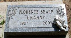 Florence Granny Sharp