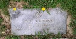 Rev Paul John Gwinn