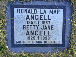 Betty Jane Angell