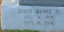 Jared Manly Smith, III