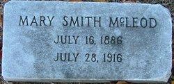Mary <i>Smith</i> McLeod