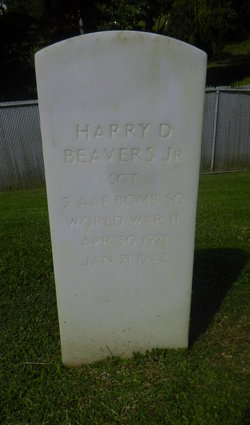 Sgt Harry D. Beavers, Jr