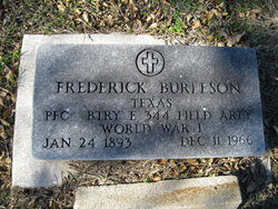 Fred Burleson
