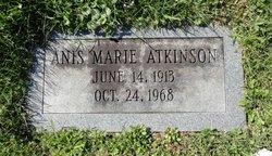 Anis Marie Atkinson