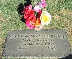 Adm Charles Alan Pownall