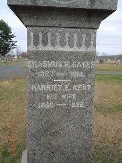 Harriet E Hattie <i>Kent</i> Gates
