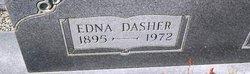 Edna <i>Dasher</i> Cullars