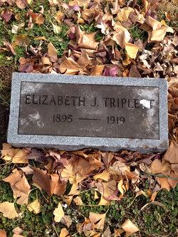 Elizabeth Jeannette <i>Grubb</i> Triplett